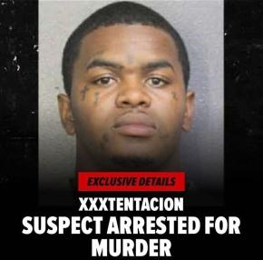 XXXTentacion Suspect arrested!!